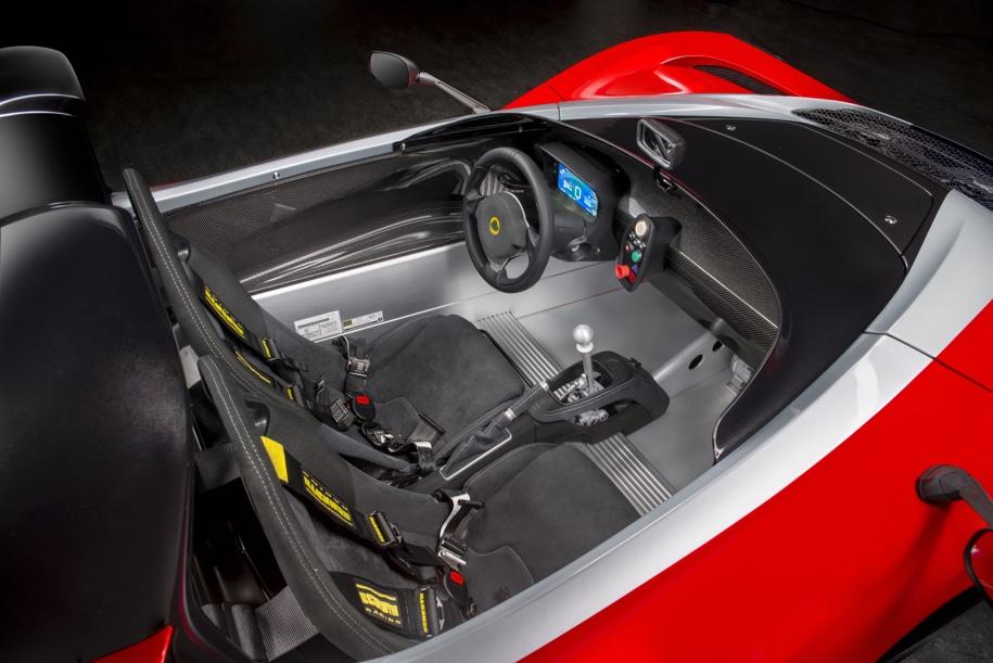 Lotus построил самый быстрый дорожный автомобиль в истории марки 3