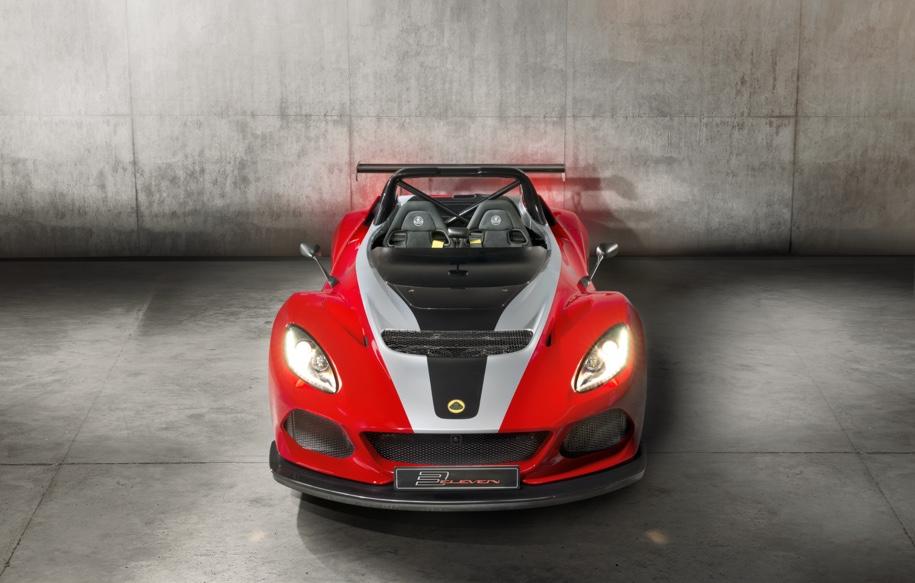 Lotus построил самый быстрый дорожный автомобиль в истории марки 1