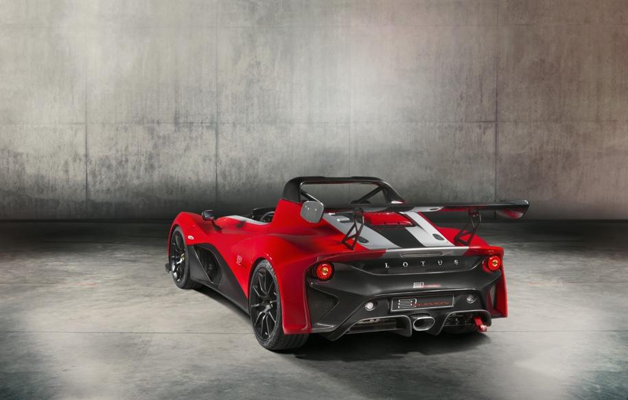 Lotus построил самый быстрый дорожный автомобиль в истории марки 2