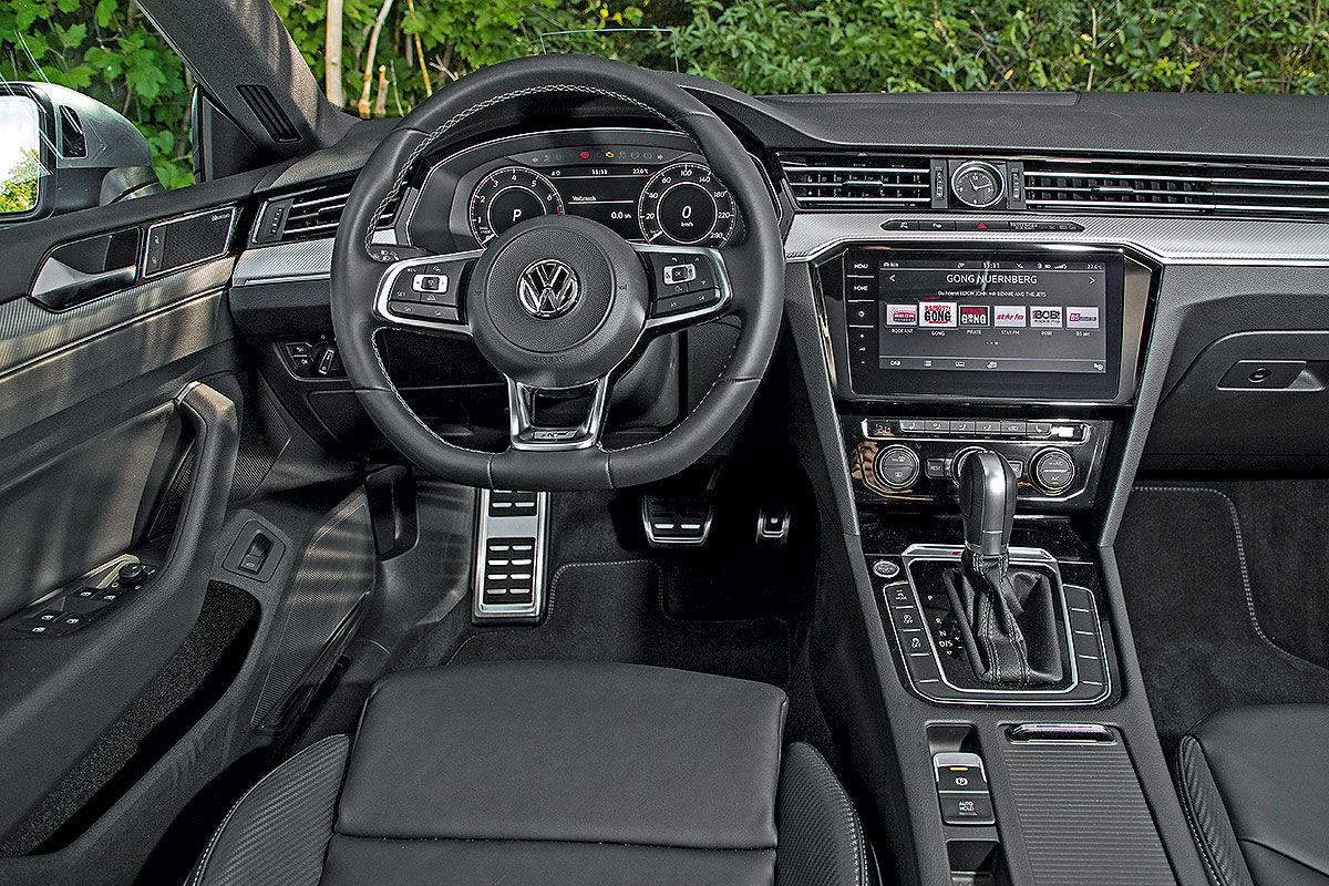 «Благородный конь»: обзор Volkswagen Arteon 3