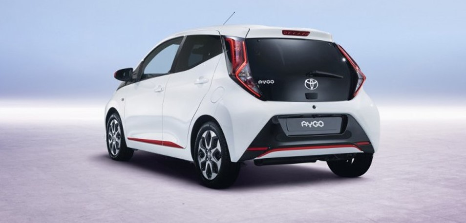 Toyota представит в Женеву новый Aygo 2