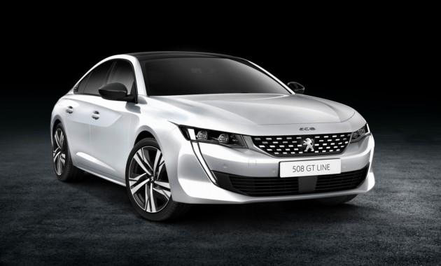 Все подробности о новом Peugeot 508 1