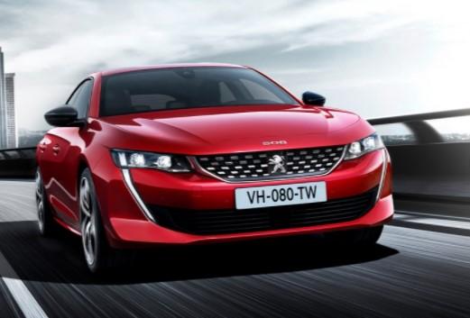 Все подробности о новом Peugeot 508 3