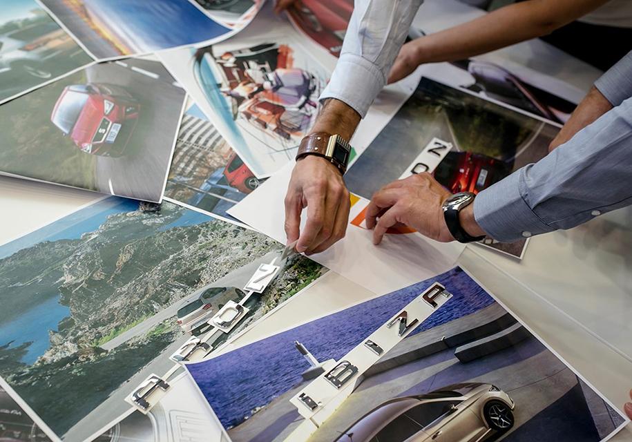 Компания Seat опубликовала первое изображение кроссовера Tarraco 1