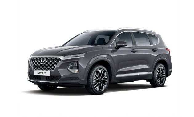 Hyundai официально представил новый Santa Fe 1