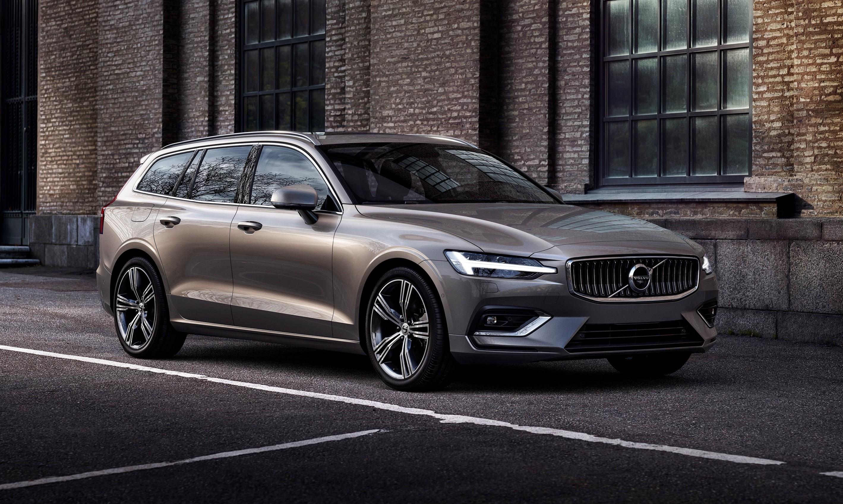 Компания Volvo представила «сарай» нового поколения 1