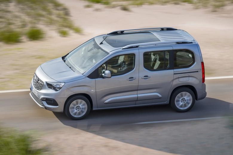 Opel представил «офранцуженный» фургон Combo Life 3