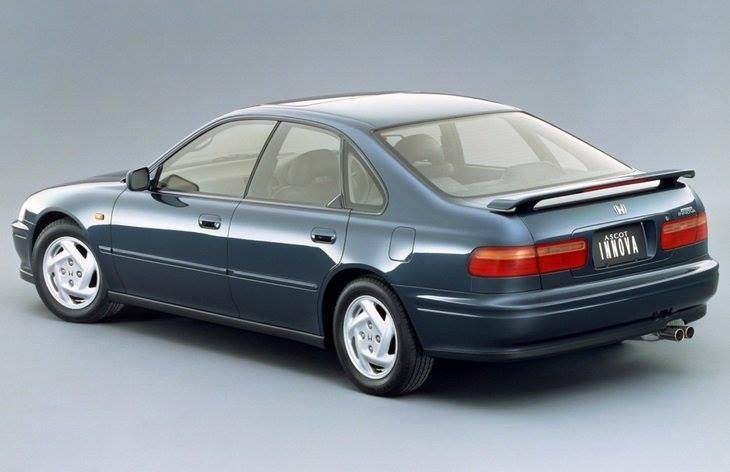 «Автомобиль за 3000 долларов»: тест-драйв Honda Accord 1993 года выпуска 2