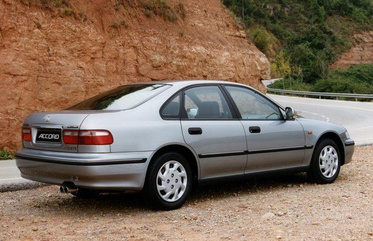 «Автомобиль за 3000 долларов»: тест-драйв Honda Accord 1993 года выпуска 4