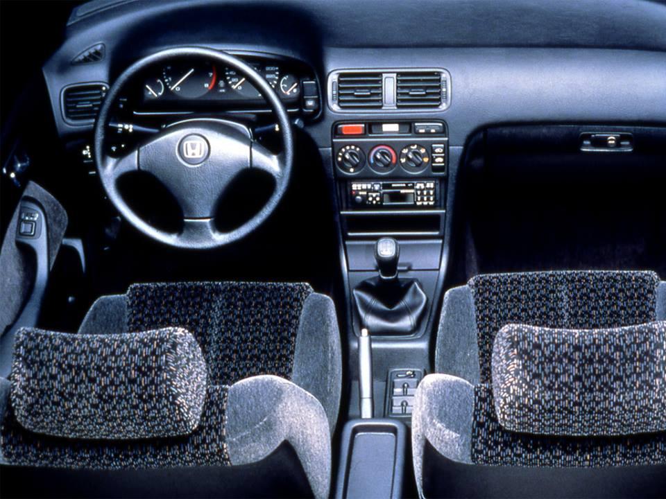 «Автомобиль за 3000 долларов»: тест-драйв Honda Accord 1993 года выпуска 5