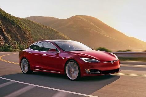 Tesla выходит в лидеры европейского автомобильного рынка 1