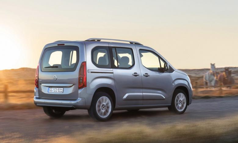 Opel представил «офранцуженный» фургон Combo Life 2