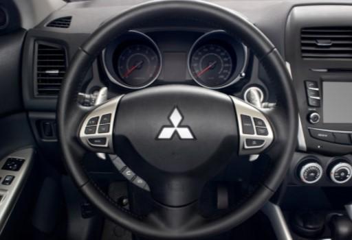 Mitsubishi отзывает кроссоверы ASX 2