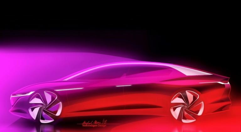 Volkswagen представит абсолютно новый седан 1
