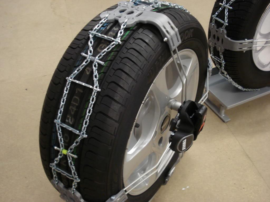 Как правильно эксплуатировать цепи для колес 1