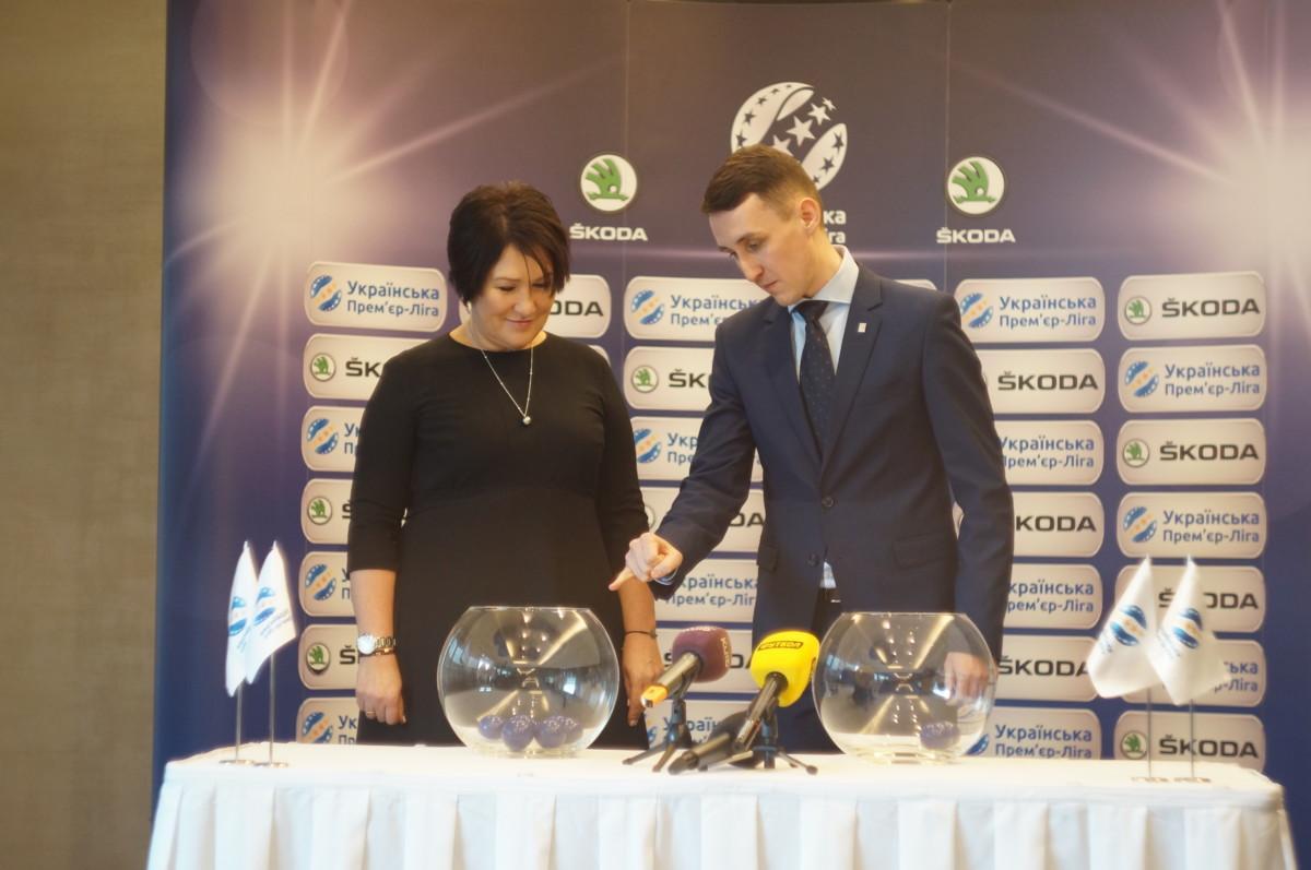 Компания Skoda стала партнером украинского футбола 1