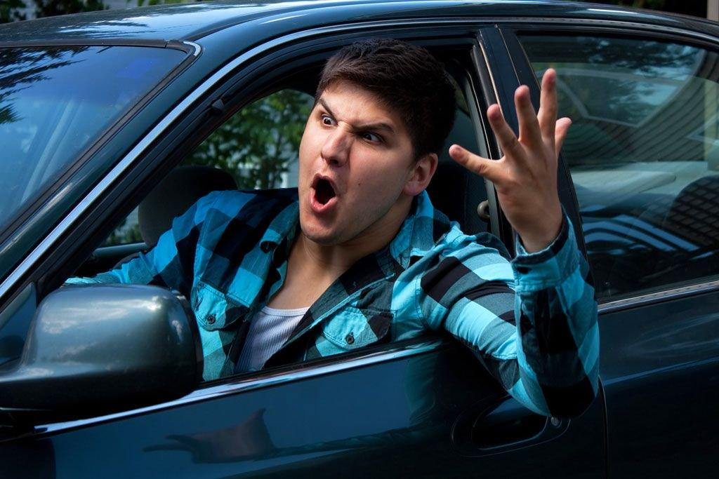 Выяснилось, что украинские водители не знают ПДД 1