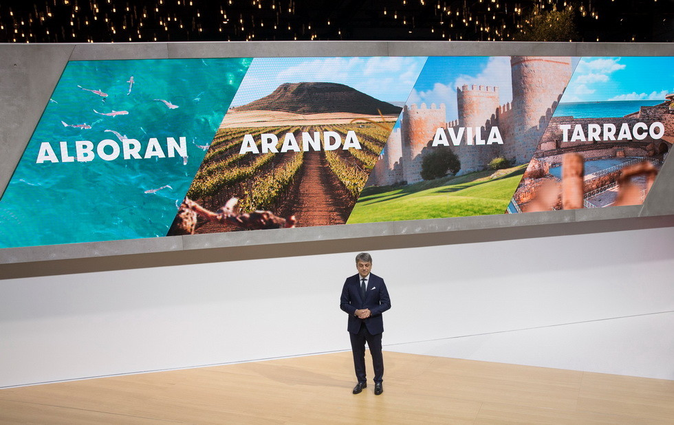 Испанский бренд готовит к премьере абсолютно новый кроссовер 2