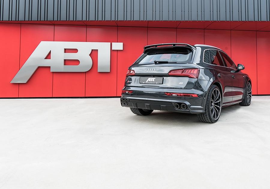 Известнейшее немецкое ателье поработало над Audi SQ5 1