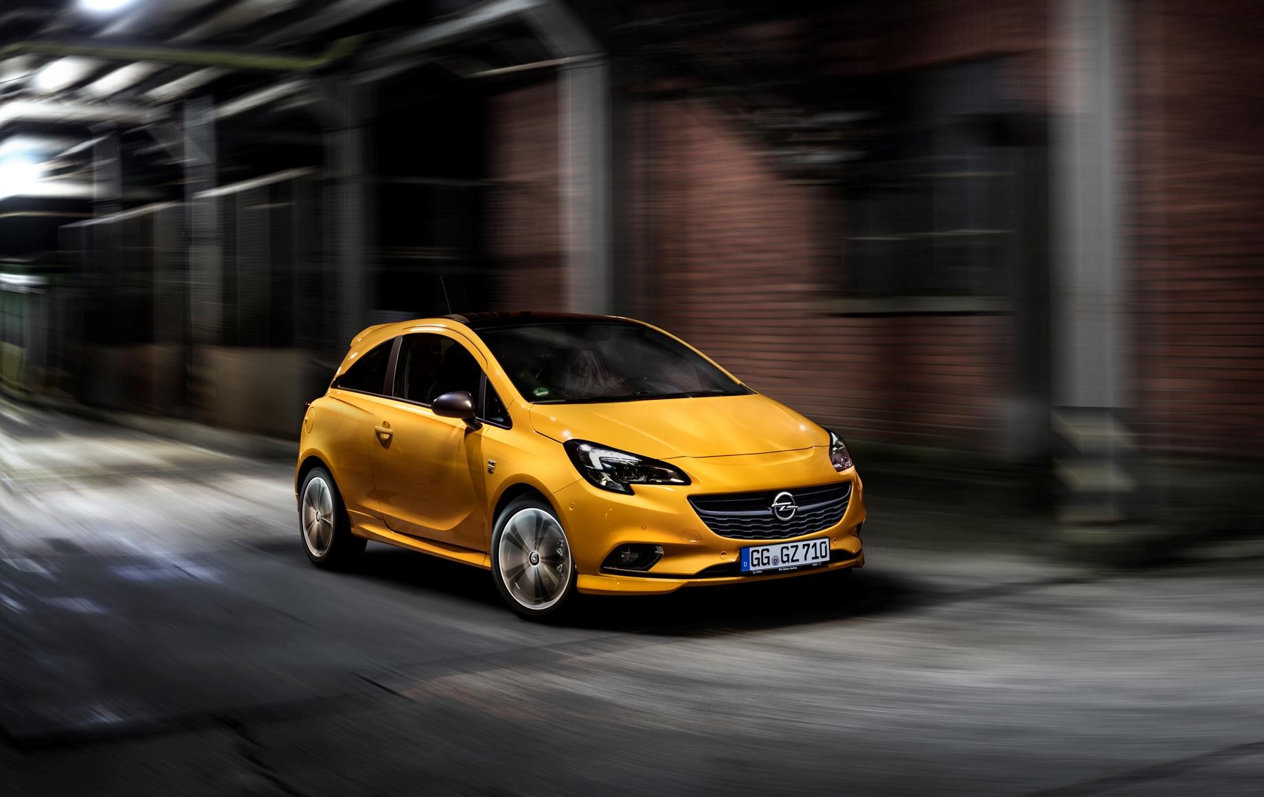 Opel Corsa станет электромобилем 1