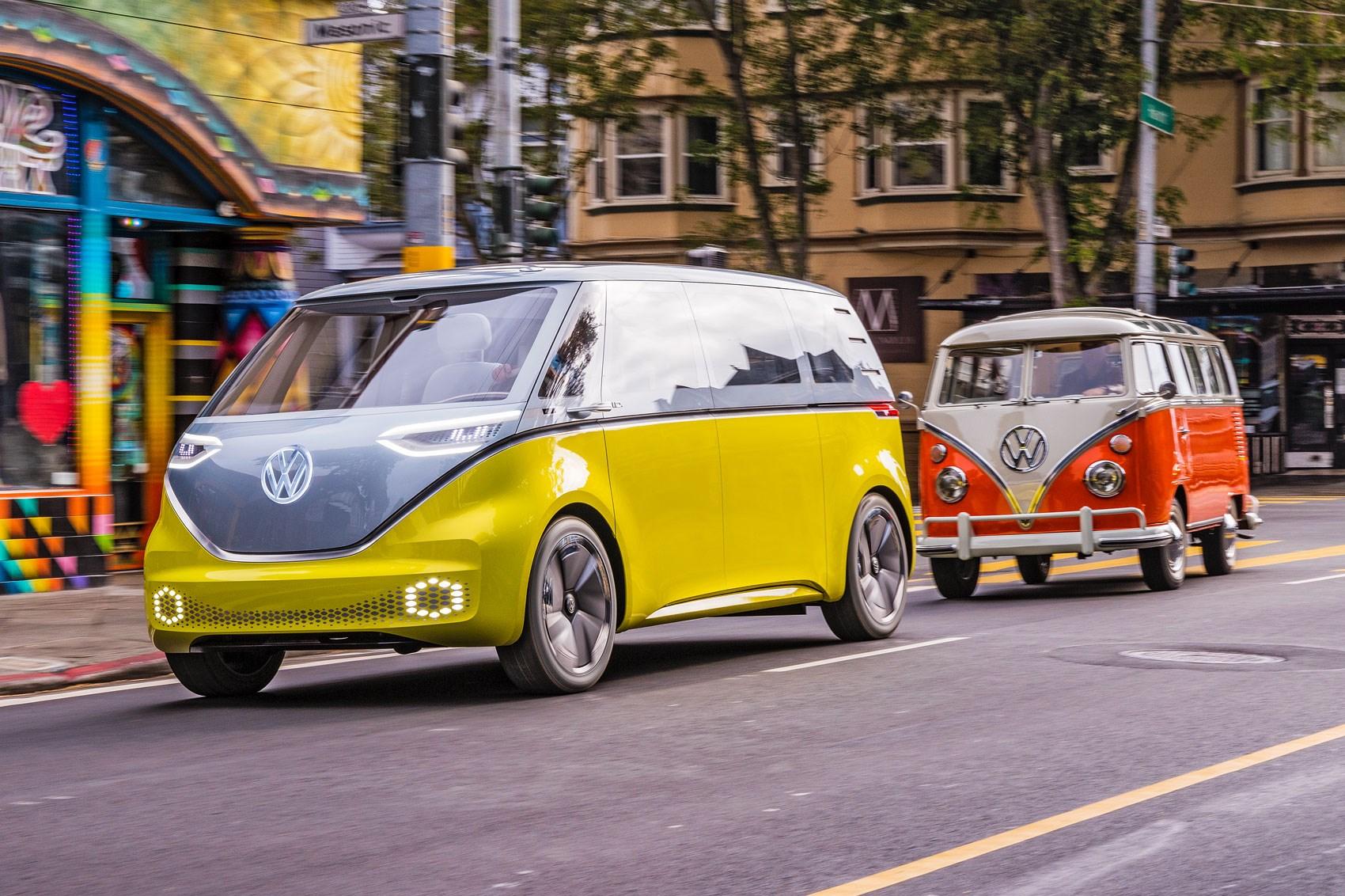 Volkswagen ориентируется на дизайн гаджетов Apple 2