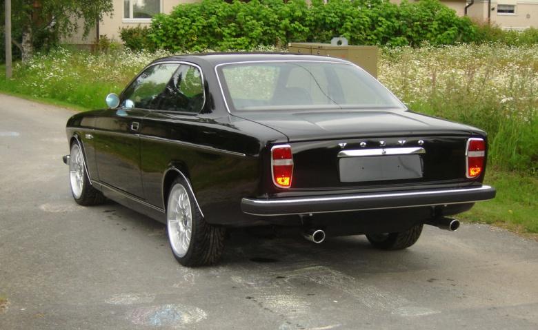 Из старого BMW сделали классический Volvo 2