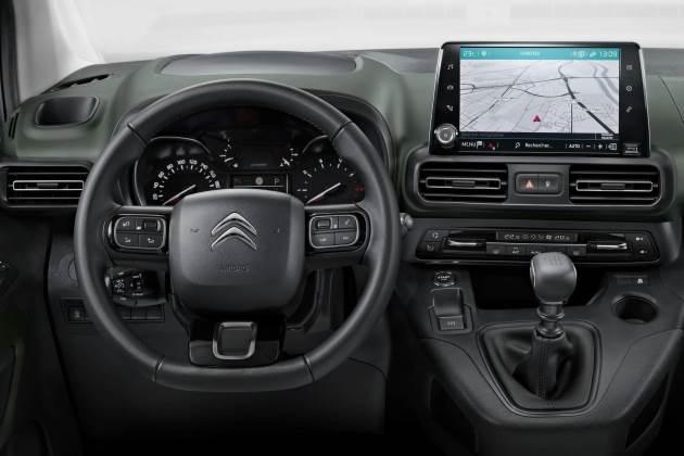 Citroen представил совершенно новый Berlingo 3