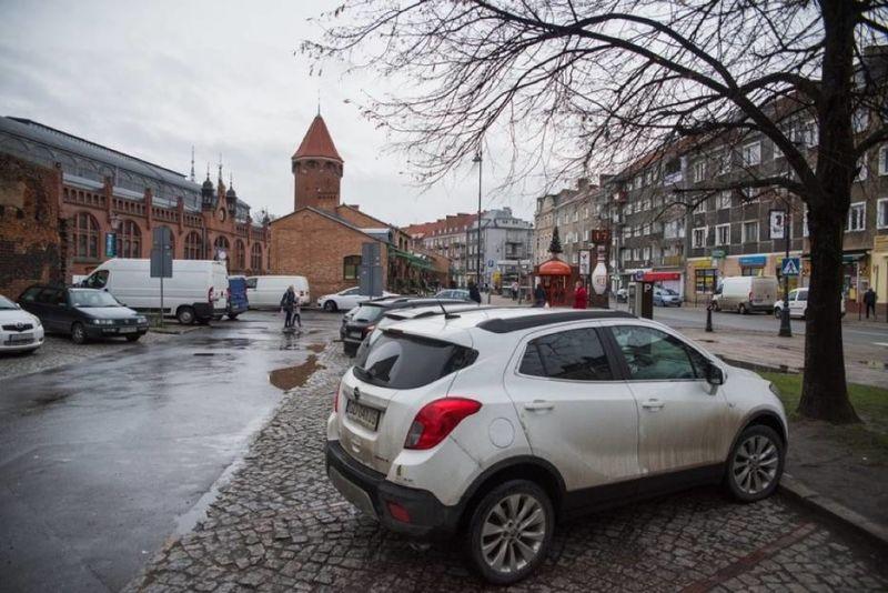 В Польше появилась «благотворительная» парковка 1