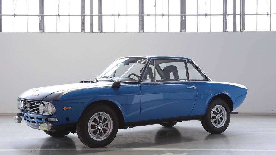 Альянс FCA будет реставрировать классические автомобили 2