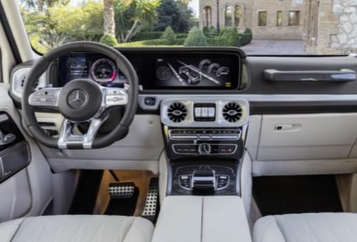 Mercedes-Benz официально представил новый G63 4