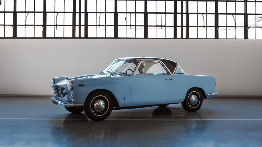 Альянс FCA будет реставрировать классические автомобили 3