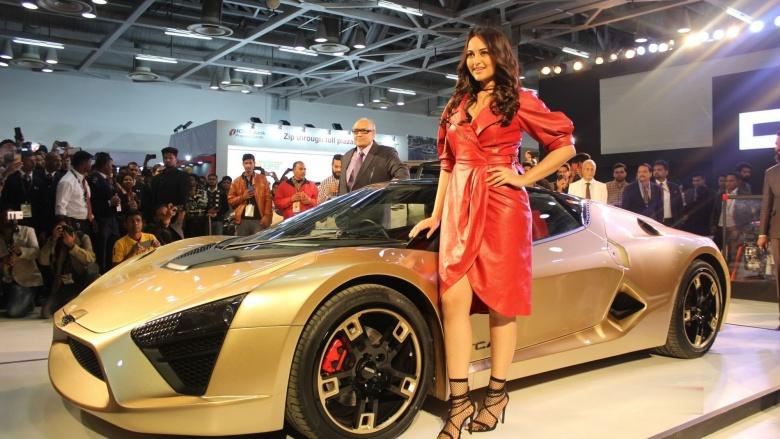 Индийские автомобилестроители продолжают удивлять 1