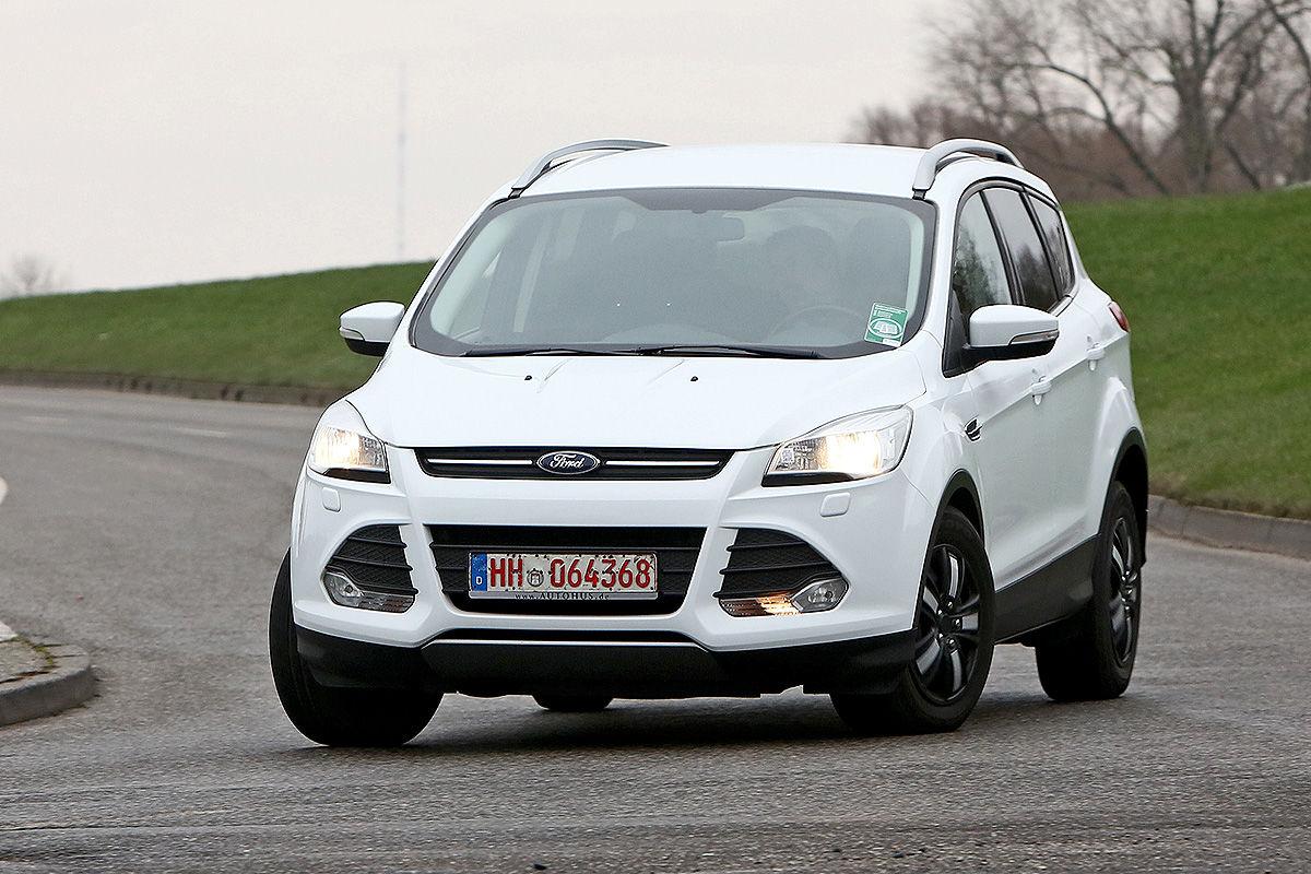 Стоит ли покупать подержанный Ford Kuga 1