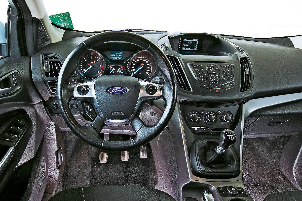 Стоит ли покупать подержанный Ford Kuga 5