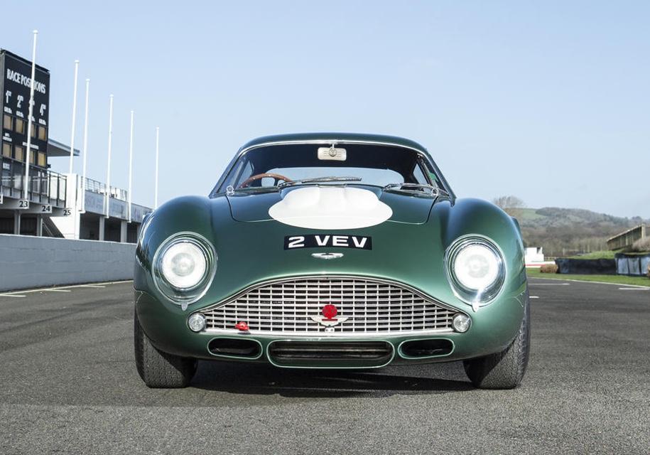 Самый ценный британский автомобиль пустят с молотка 1