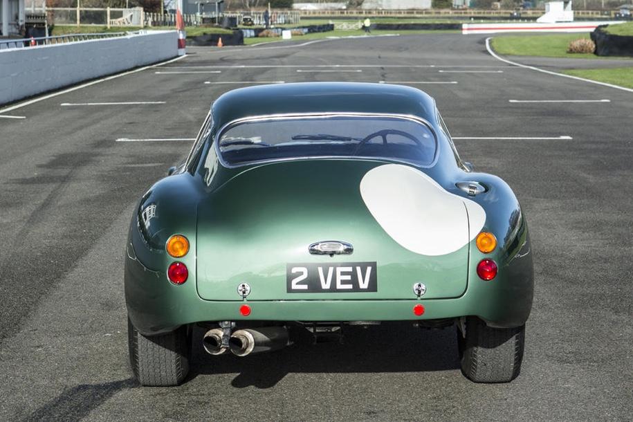 Самый ценный британский автомобиль пустят с молотка 3
