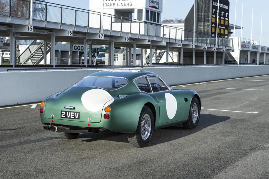 Самый ценный британский автомобиль пустят с молотка 2