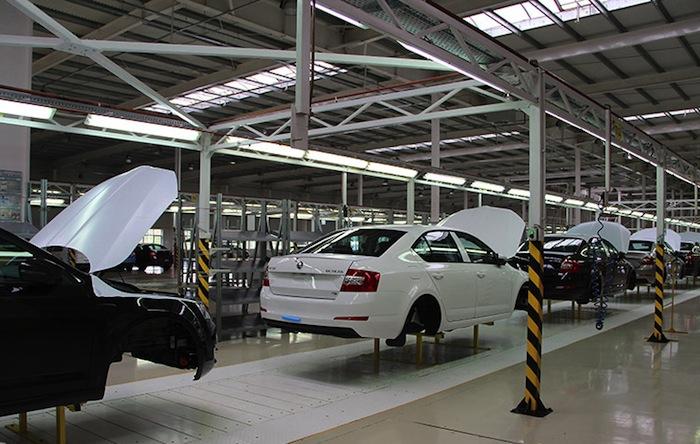 В Украине растут объемы производства автомобильного транспорта 1