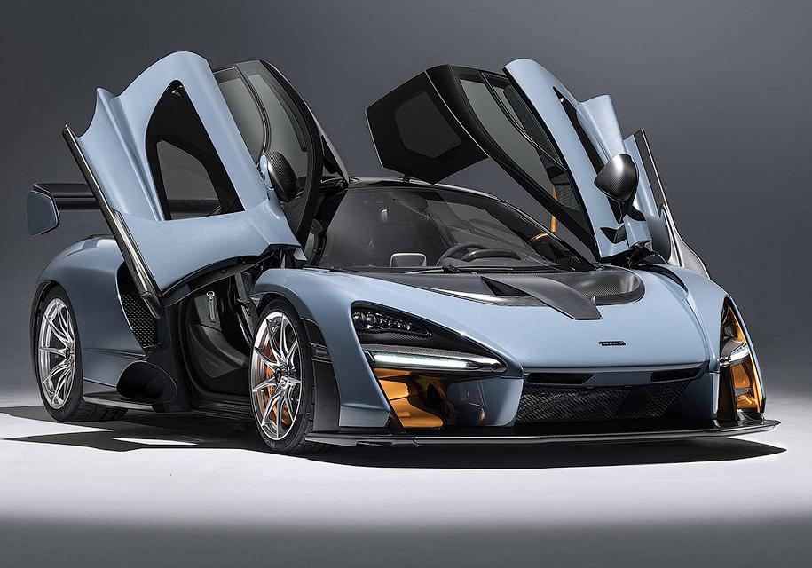 McLaren, который нельзя купить, наберет 100 км/ч за 2,8 секунды 2