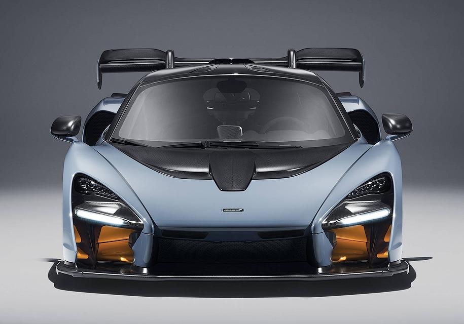 McLaren, который нельзя купить, наберет 100 км/ч за 2,8 секунды 1