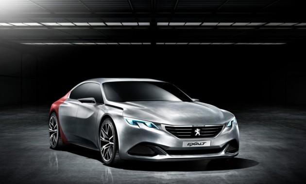 Peugeot презентует седан 508 нового поколения 1