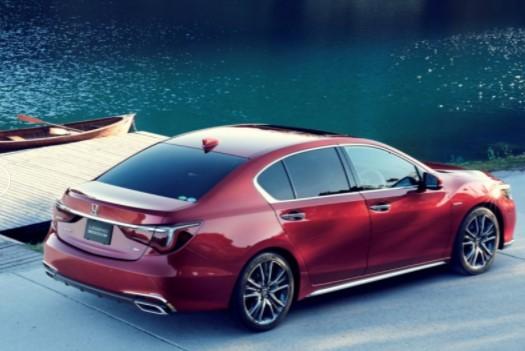 Honda обновила «Легенду» 2