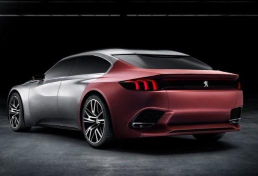 Peugeot презентует седан 508 нового поколения 2