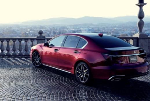 Honda обновила «Легенду» 3