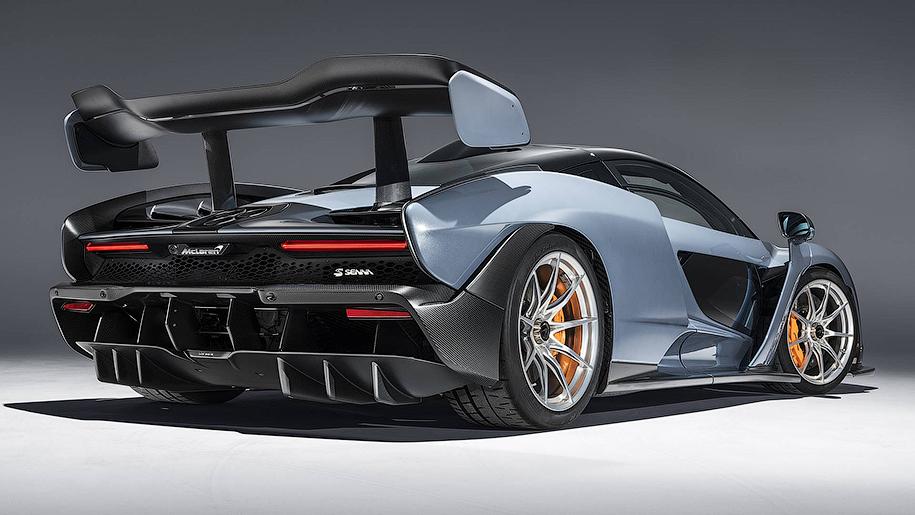 McLaren, который нельзя купить, наберет 100 км/ч за 2,8 секунды 3