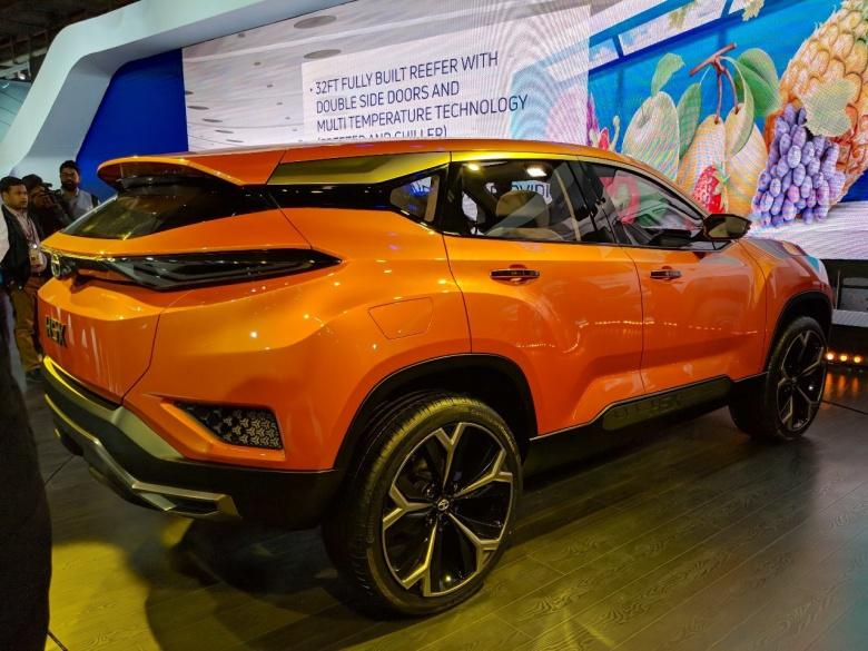 Индусы построили свой Land Rover Discovery Sport 2