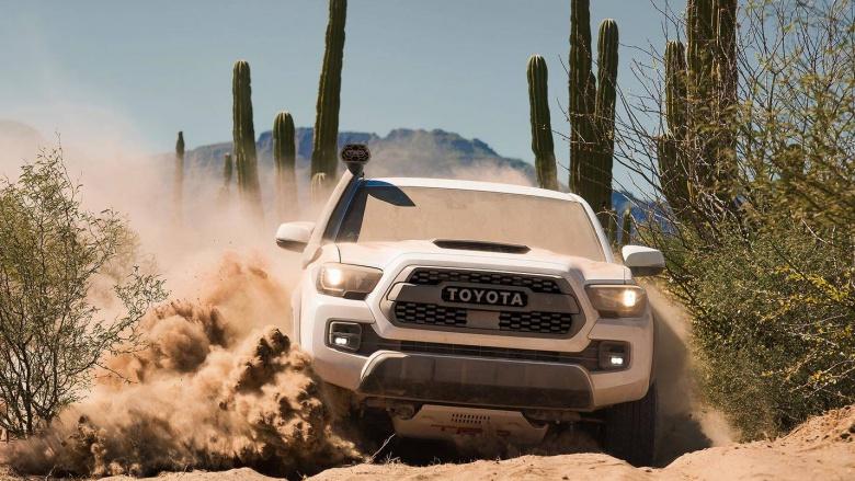 Сразу несколько моделей Toyota получат увеличенную проходимость 1