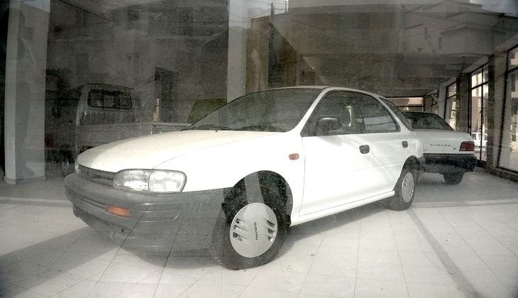 «Новые» автомобили Subaru оказались никому не нужны 2