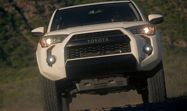 Сразу несколько моделей Toyota получат увеличенную проходимость 3