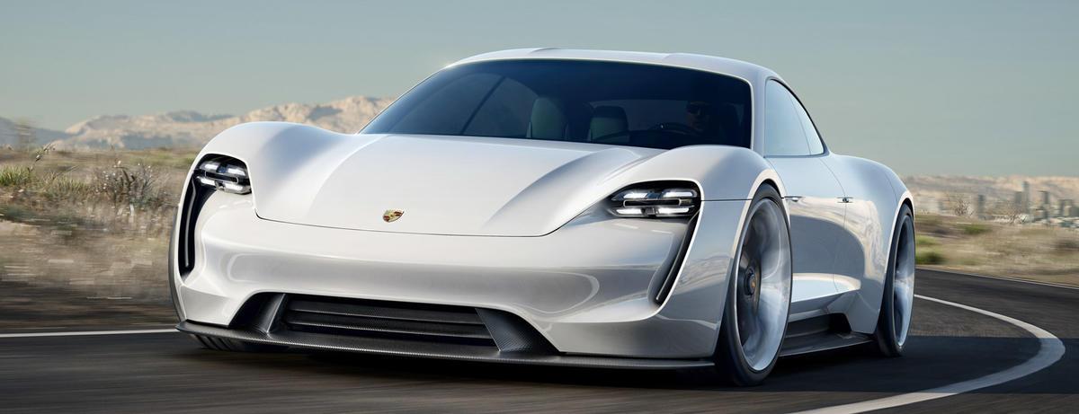 Porsche потратит миллиарды долларов на разработку гибридов и электромобилей 1